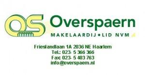 logo Overspaern Makelaardij plus email nieuw
